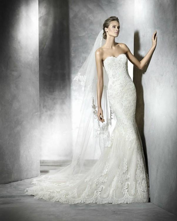 Suknia ślubna PRONOVIAS PRINCIA