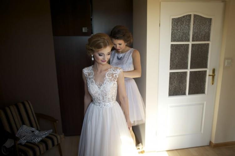Suknie Piękna Suknia ślubna Gala Machiko Kolekcja 2016 2 20000zł