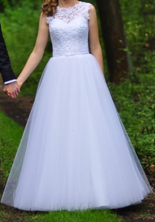 Suknie Suknia ślubna Fasson Model Delfina 1 00000zł