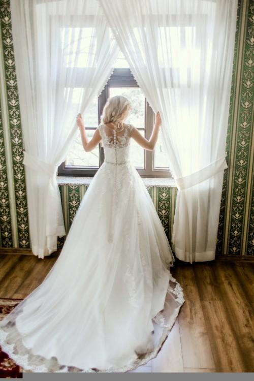 c5a32e12e7 Suknie - Suknia ślubna SPOSABELLA