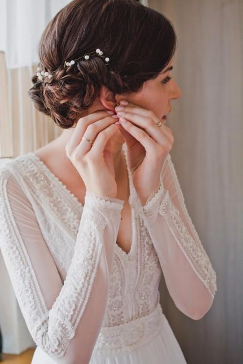Suknie Piękna Zwiewna Suknia ślubna Gaja Welon Gratis 1 95000zł