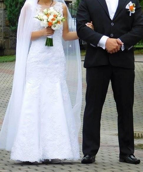 Suknie Suknia ślubna Annais Bridal Valencia 2016 1 50000zł