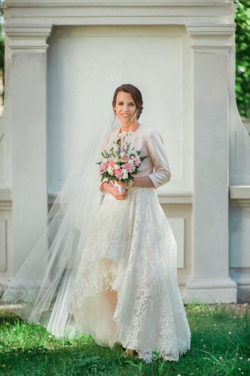 Suknia ślubna Justin Alexander Signature 9818