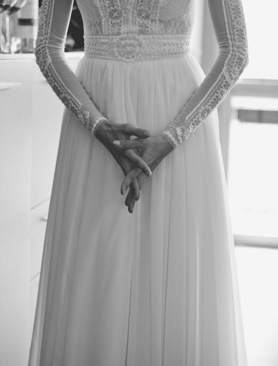 Suknie Suknia ślubna Diana Gaja Z Długim Rękawem 1 89900zł