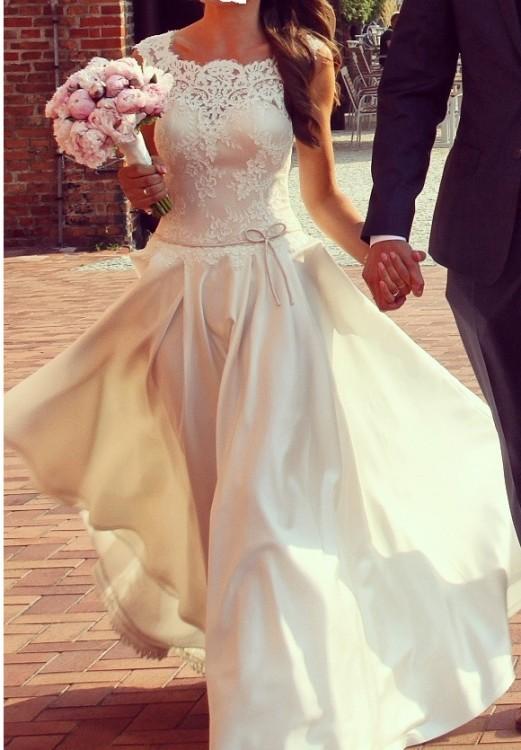 Suknie Suknia ślubna Victoria Soprano 85000zł