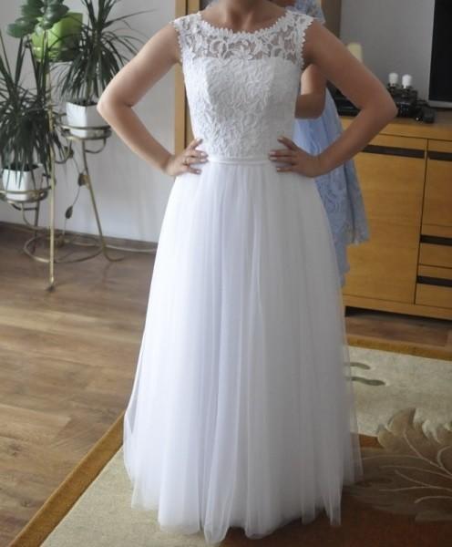 171a6aec88 Fantastyczny Suknie - Suknia Ślubna szyta na miarę - 1 000