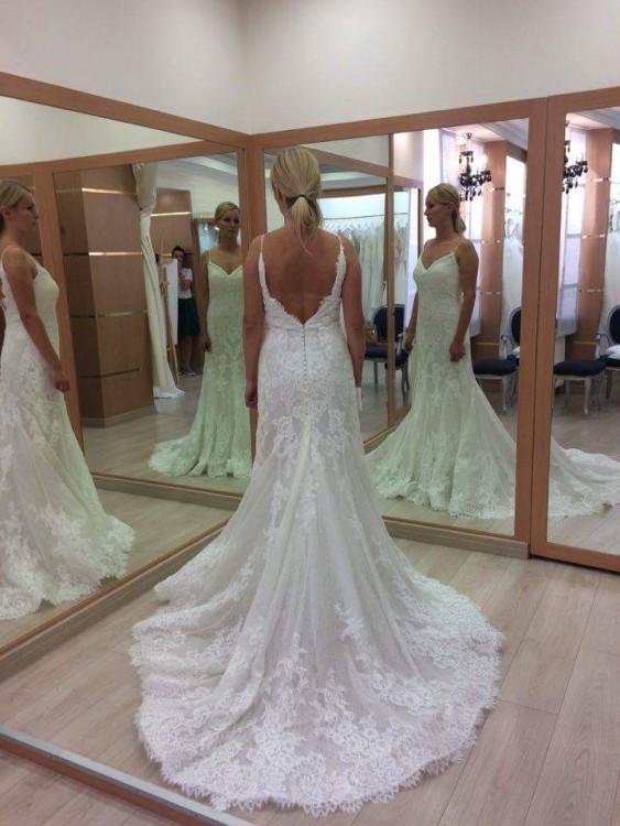 Suknie Suknia ślubna Pronovias Hiszpańska Koronka 1 50000zł