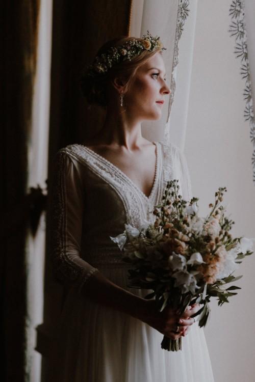 Suknie Zjawiskowa Suknia ślubna Diana Gaja 2016 2 20000zł