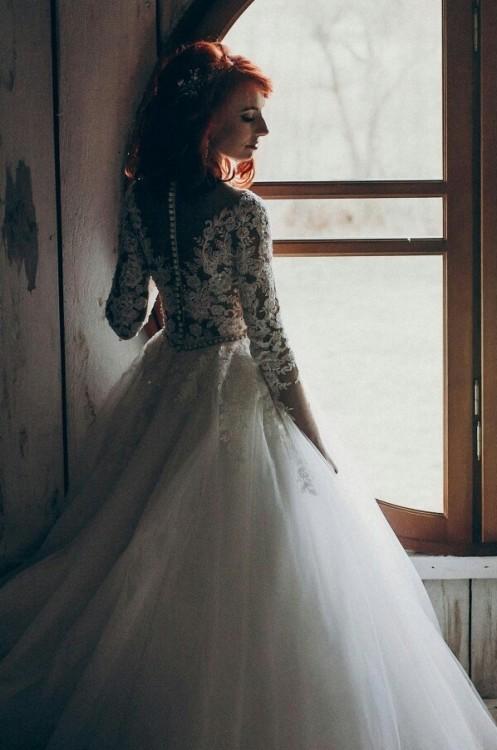 Ekskluzywna suknia szyta za granicą 34/36