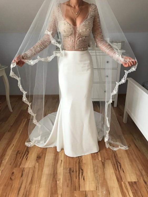 7a868e3068 Suknie - Suknia ślubna Madonna 2017 - 2 000