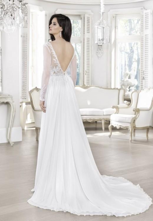 Piękna suknia ślubna, rozm. 38