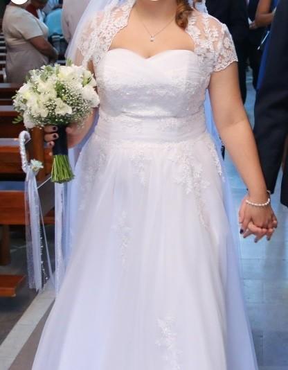 Suknia ślubna alison Marryme