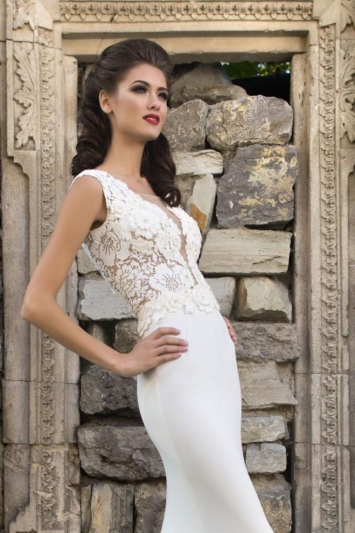 Suknie Suknia ślubna Syrenka 34 1 60000zł