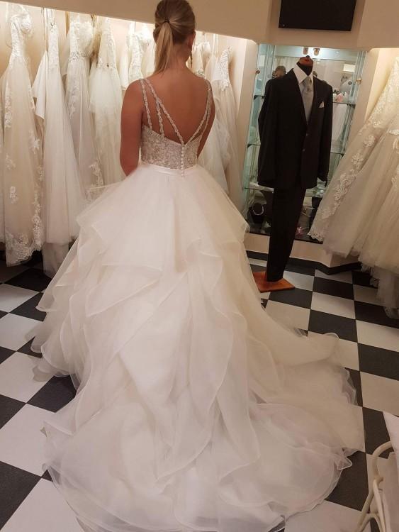 Suknia ślubna Mori Lee 2887
