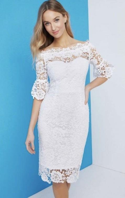 Suknie Sukienka Idealna Na ślub Cywilny Lub Poprawiny 25000zł