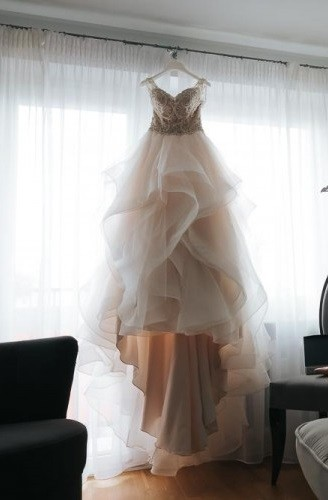Suknia ślubna Justin Alexander Signature 9847