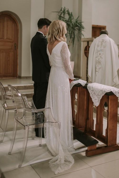 900165f540 Suknie - suknia ślubna wzór laurelle - 1 800