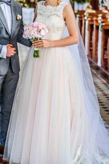 Suknie Suknia ślubna Victoria Soprano Model Joyce 2 10000zł