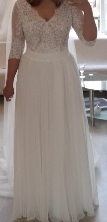1a0191b670 Suknie - Suknia ślubna projektu Sylwii Kopczyńskiej - 3 500