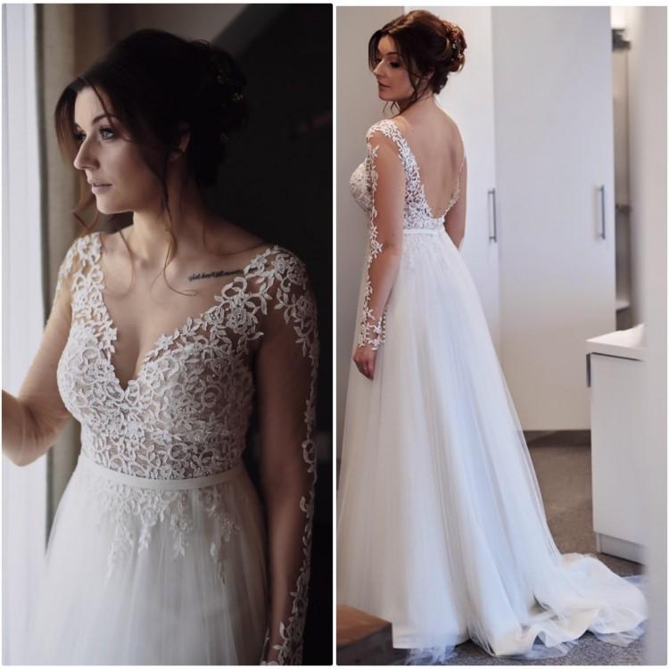 Suknie Suknia ślubna Stella York 6224 2 39900zł