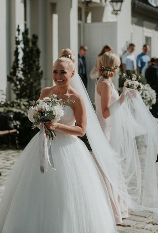 Flagowa suknia ślubna Atelier Tom&Sebastien
