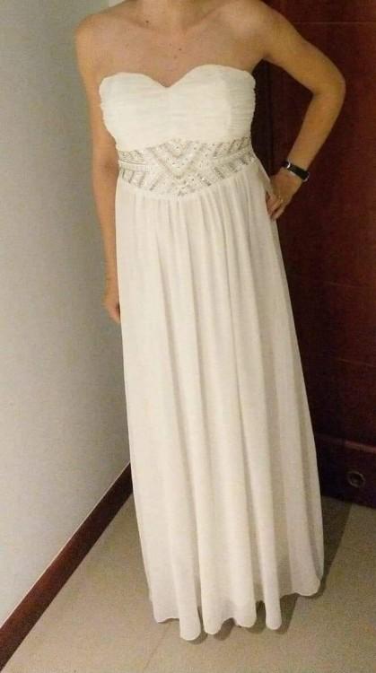Suknie Sukienka Na ślub Cywilny Idealna Dla Kobiet W Ciąży 150