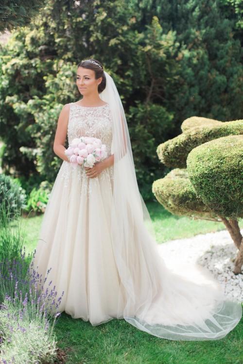 Suknia ślubna Justin Alexander Signature 9795