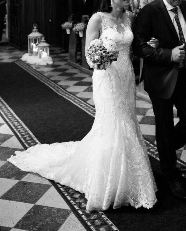 Suknie Suknia ślubna Z Trenem 2 30000zł