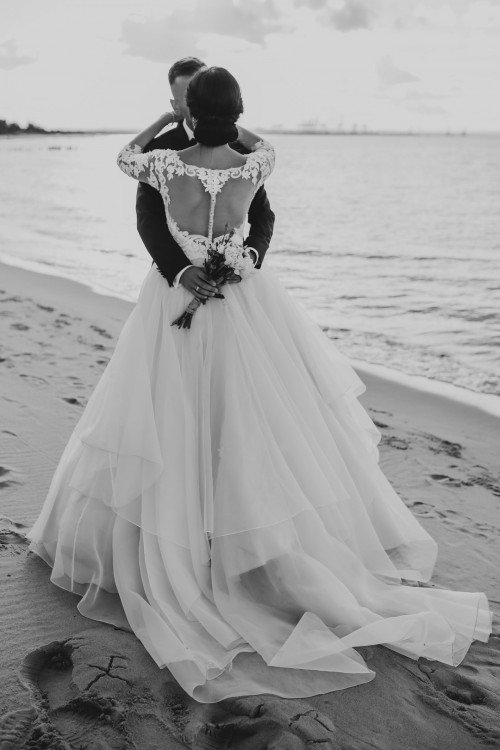 Suknia ślubna Mori Lee 5517