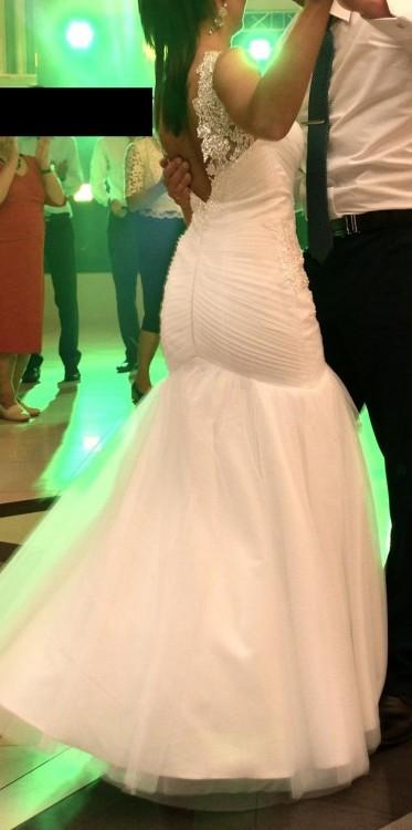 Suknie Suknia ślubna Syrenka Xxsxs 3234 1 00000zł
