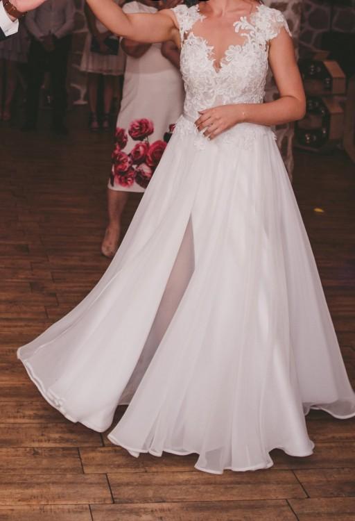 Suknie Suknia ślubna Ms Moda Inga 1 50000zł