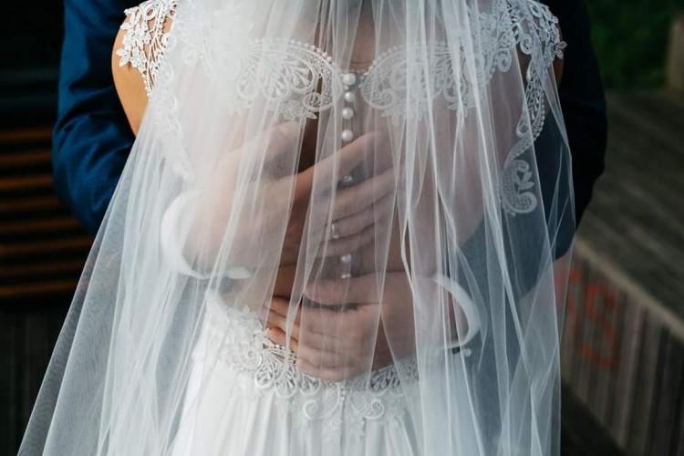 Suknia | Rozmiar 34/36 | Model Larisa