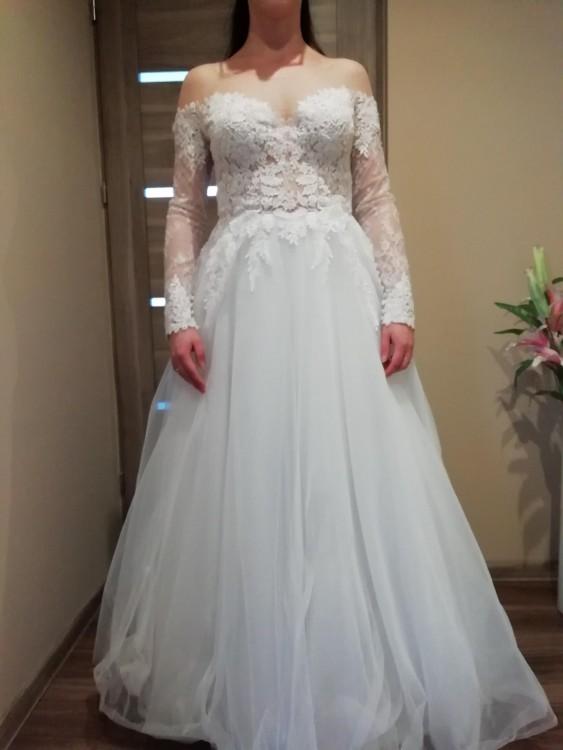 Suknie Suknia ślubna Bielsko Biała Model Agnes Bridal Dream 2018