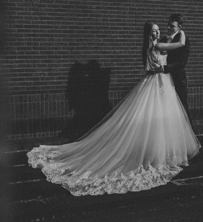 Suknia ślubna Hadassa Mikaela.