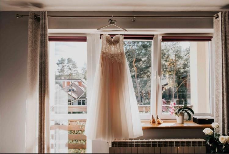 Suknia Ślubna Atelier INNARI