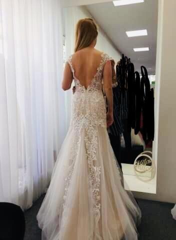 Suknia Ślubna Monica Loretti xs