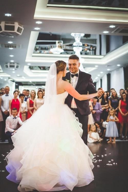 Przepiękna, bajeczna suknia ślubna Mori Lee 51219 OKAZJA