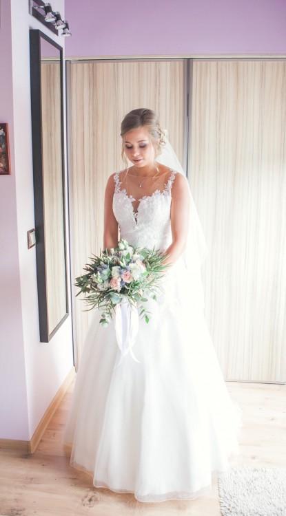 Suknia ślubna Sweetheart 6166