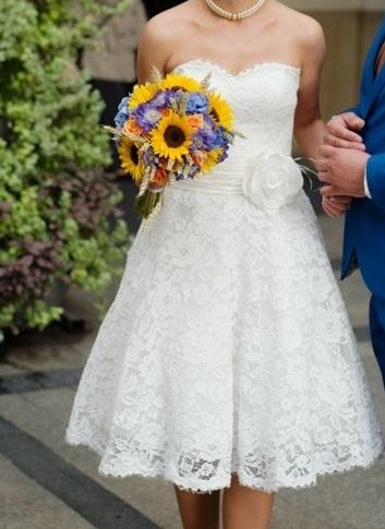 Sprzedam suknię w stylu retro Justin Alexander 8632