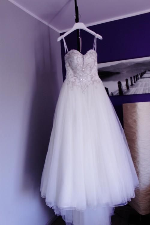Suknia Ślubna Sweetheart 6110 Ivory