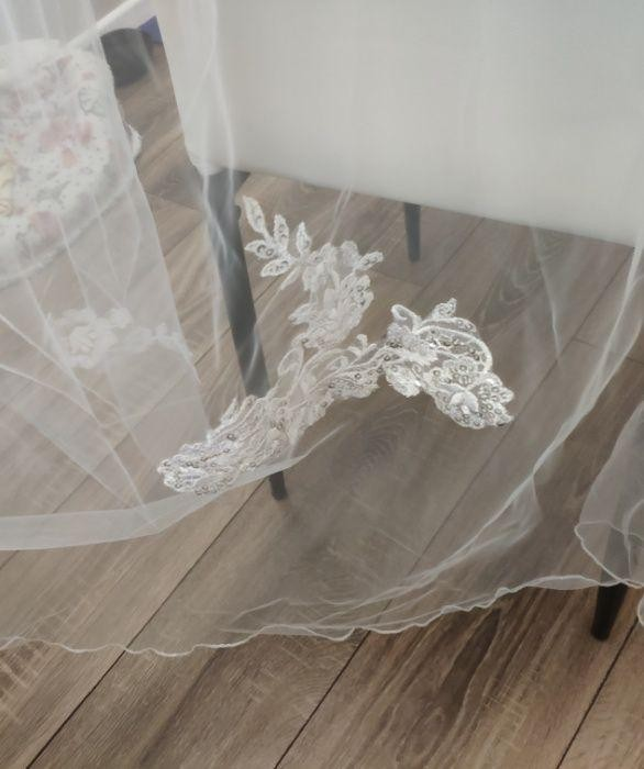 Welon biały 230 cm