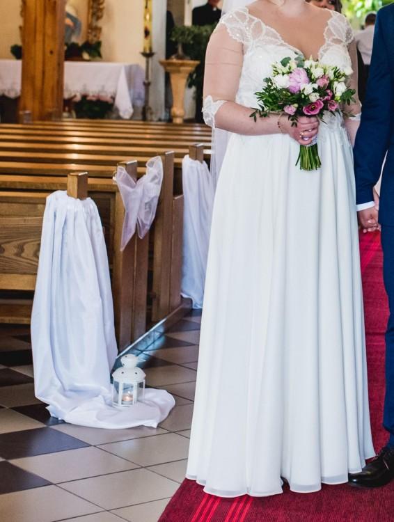 Sprzedam suknię ślubną Kaja
