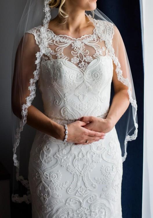 Suknia ślubna Agnes 2018 TO-720 T