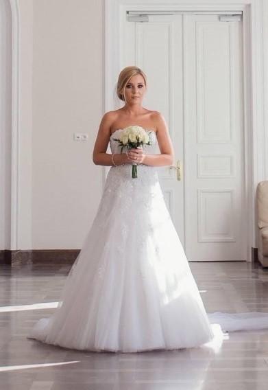 Suknia ślubna - Prinia SOPHIA TOLLI model Y11552