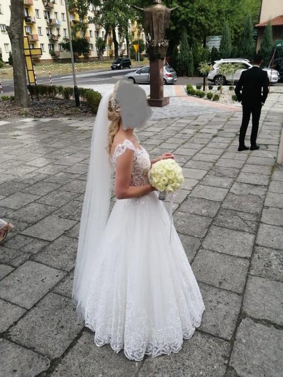 Suknia slubna Elena ;)