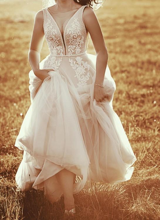Suknia ślubna Gellena Nora