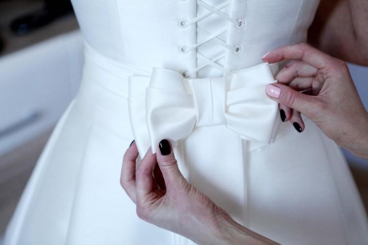 Suknia Ślubna Szarm