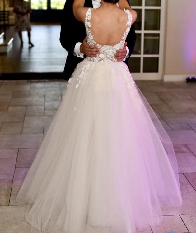 Suknia ślubna Maggio Ramatti Marabella r. 36