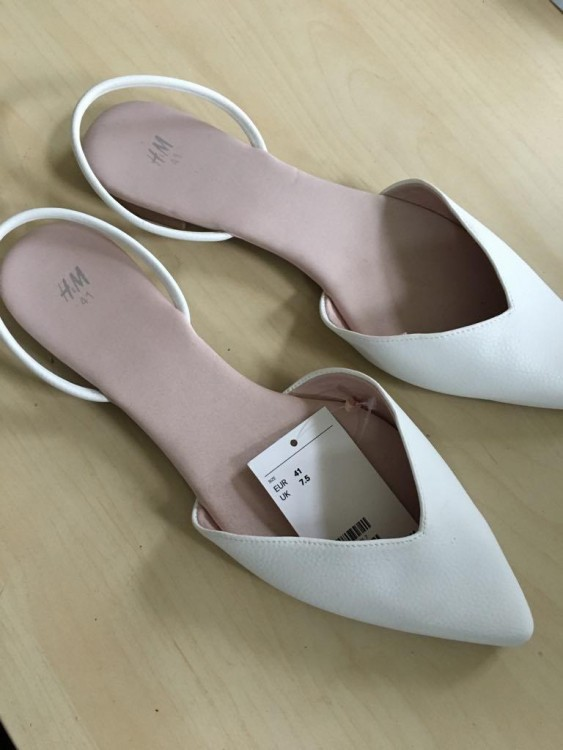 Buty baleriny H&M NOWE