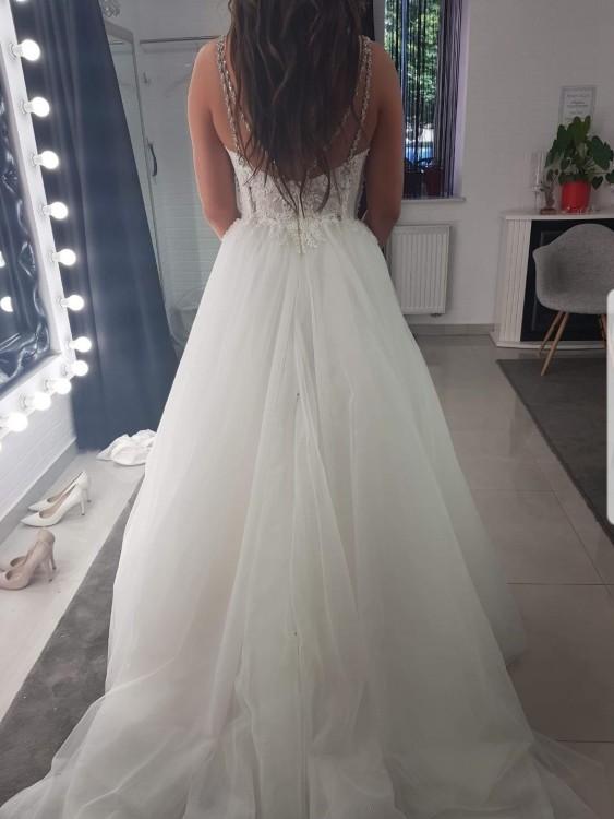 Suknia Ślubna Maxima Bridal z kolekcji 2019